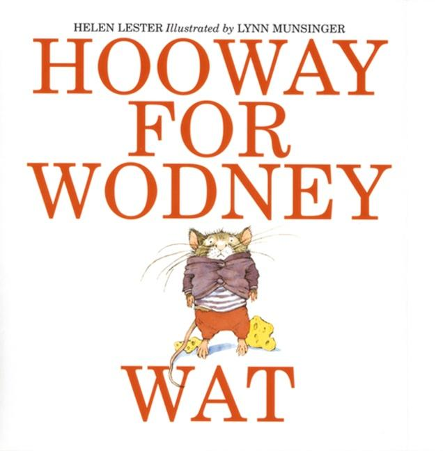 Hooway for Wodney Wat als Buch