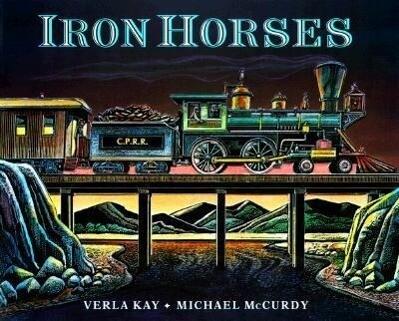 Iron Horses als Buch