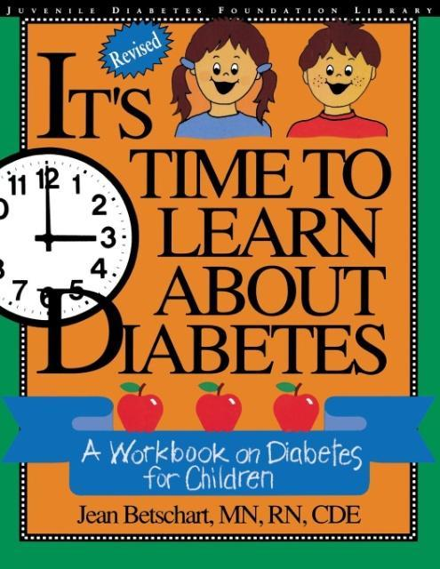 It's Time to Learn about Diabetes als Taschenbuch