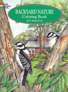 Backyard Nature Coloring Book