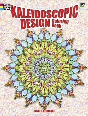 Kaleidoscope Design Colouring Book als Taschenbuch