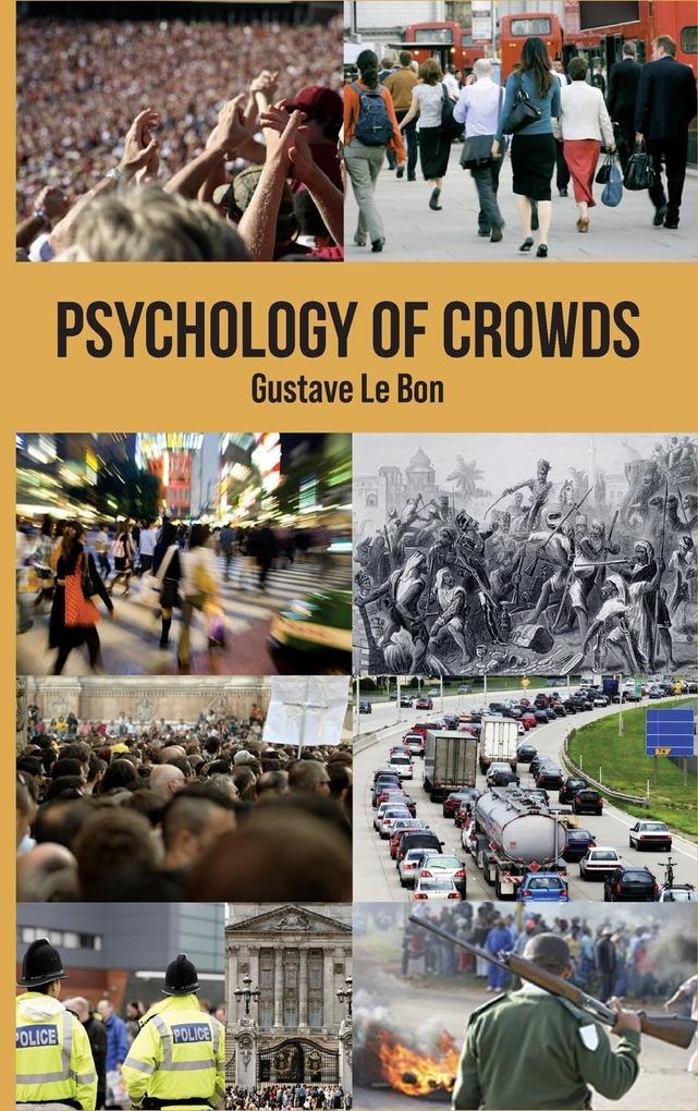 Psychology of Crowds als Buch