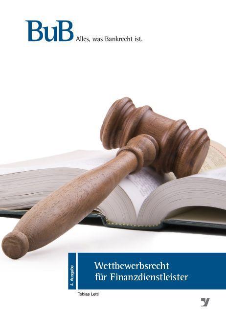 Wettbewerbsrecht für Finanzdienstleister als Bu...