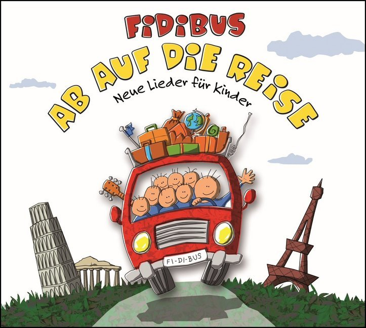 Ab auf die Reise (Musik-CD)