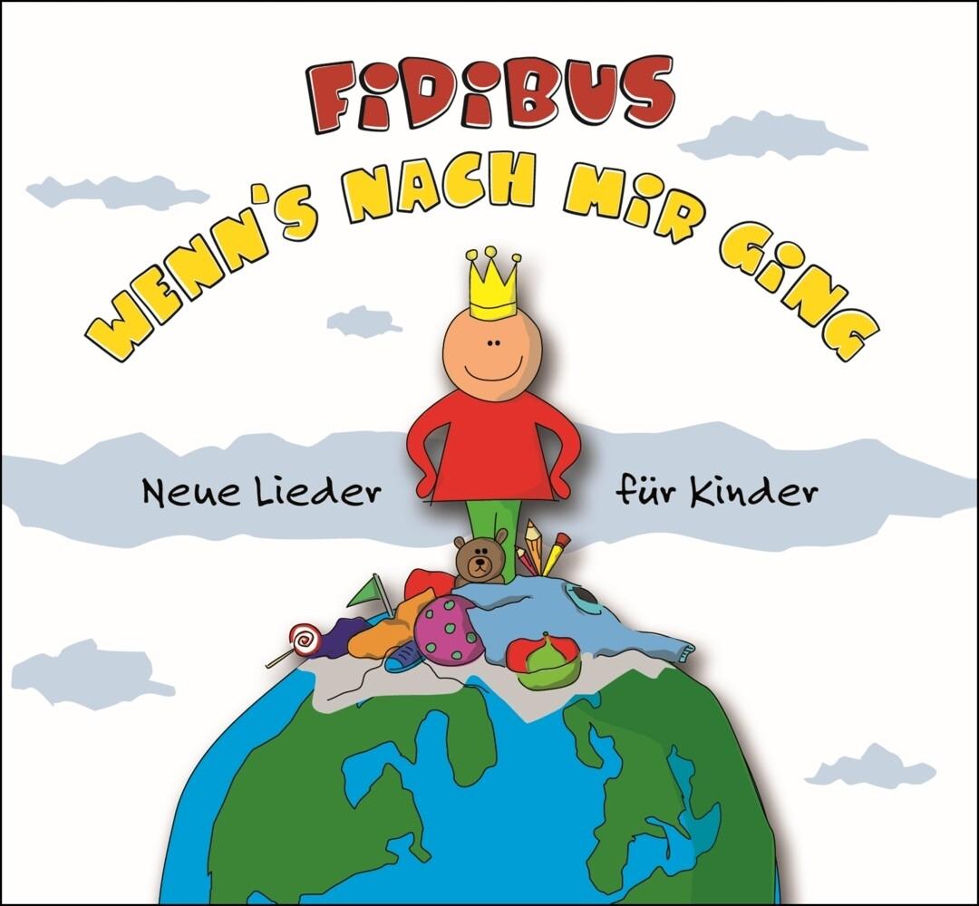 Wenn´s nach mir ging (Musik-CD) als Hörbuch CD ...