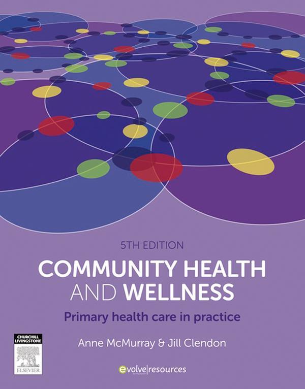 Community Health and Wellness - E-book als eBoo...