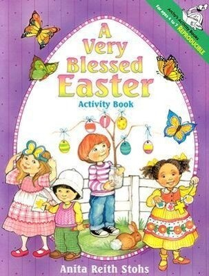 A Very Blessed Easter Activity Book als Taschenbuch