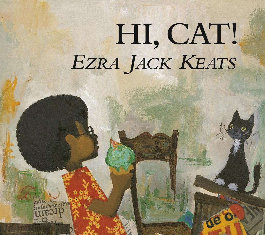 Hi, Cat als Buch