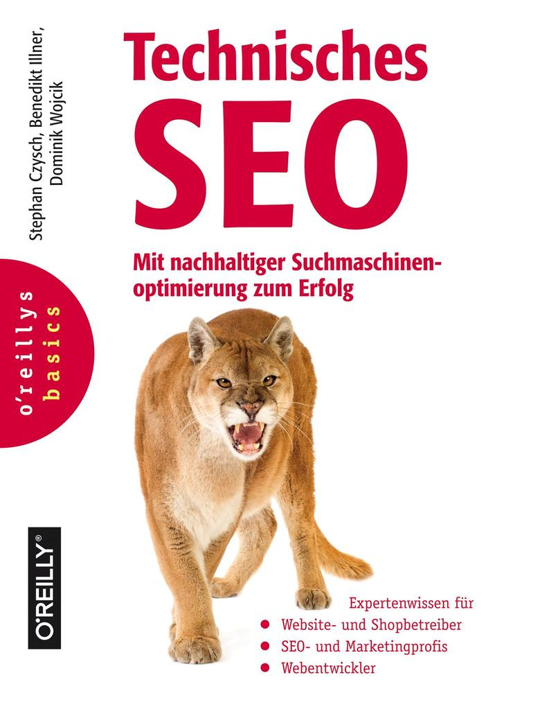 Technisches SEO als eBook Download von Dominik ...