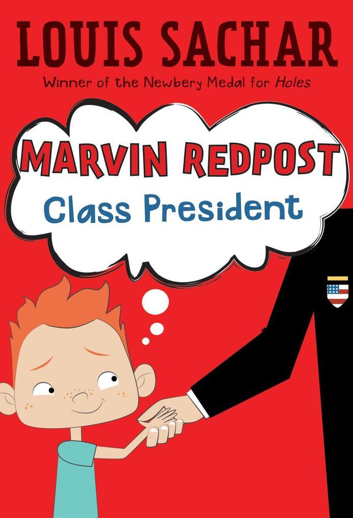 Marvin Redpost #5: Class President als Taschenbuch
