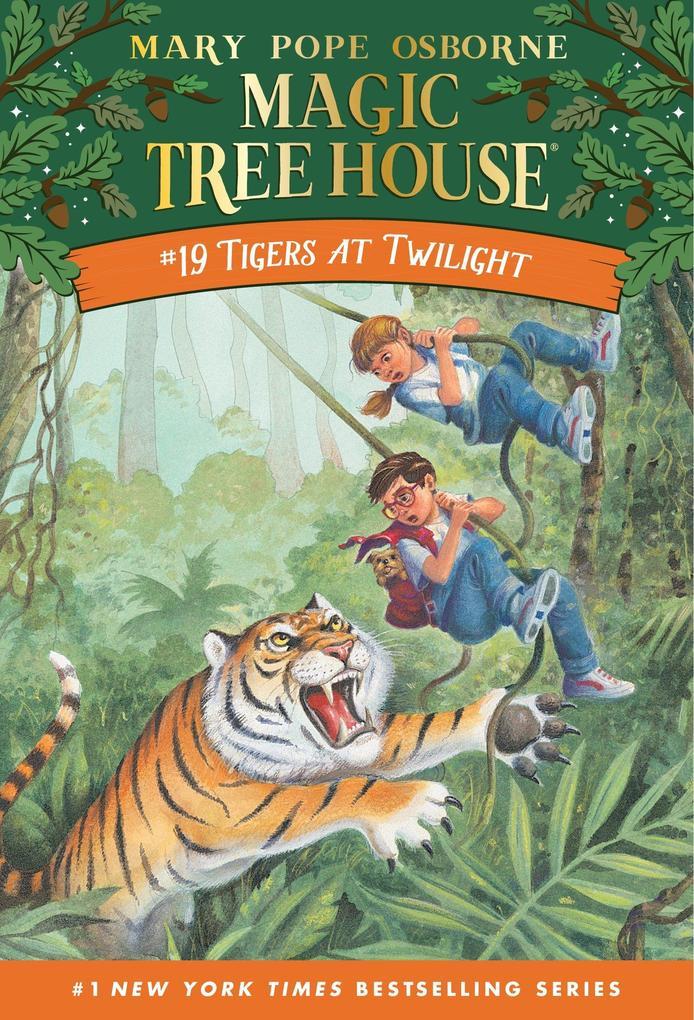 Tigers at Twilight als Taschenbuch