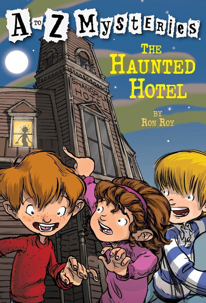 The Haunted Hotel als Taschenbuch