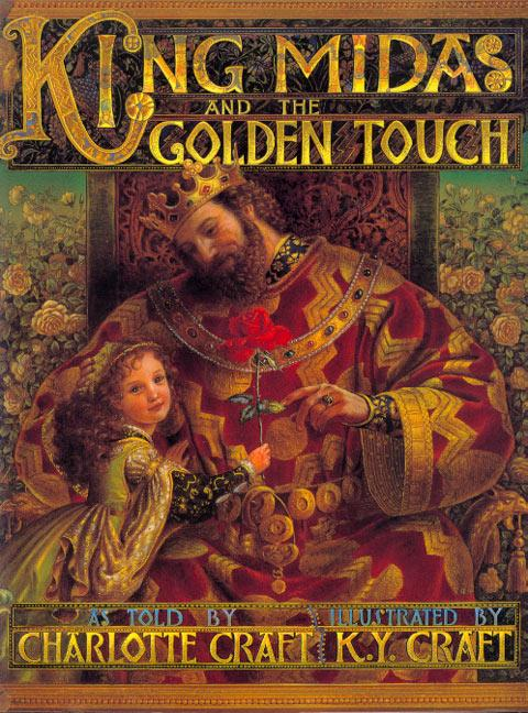 King Midas and the Golden Touch als Buch