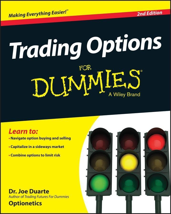 Trading Options For Dummies als eBook Download ...