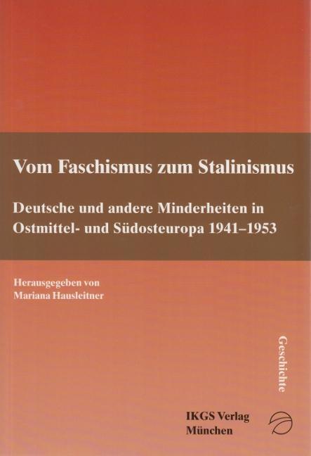 Vom Faschismus zum Stalinismus als Buch von