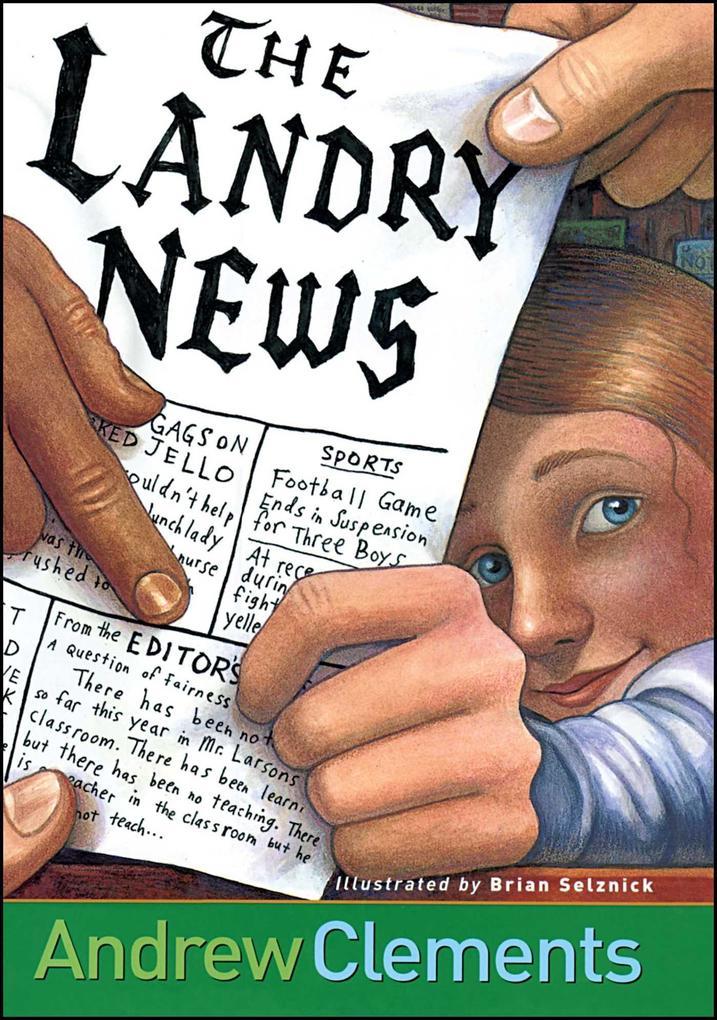 Landry News als Buch