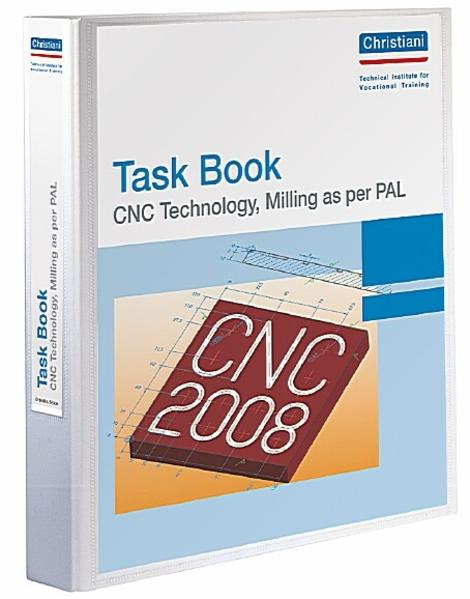 Task Book - CNC Technology, Milling as per PAL ...