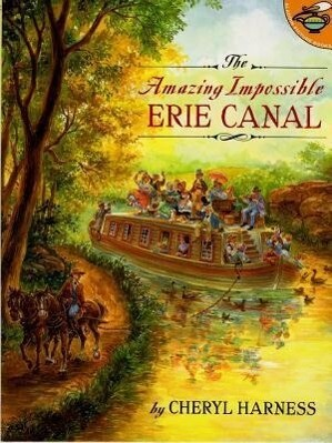 The Amazing Impossible Erie Canal als Taschenbuch