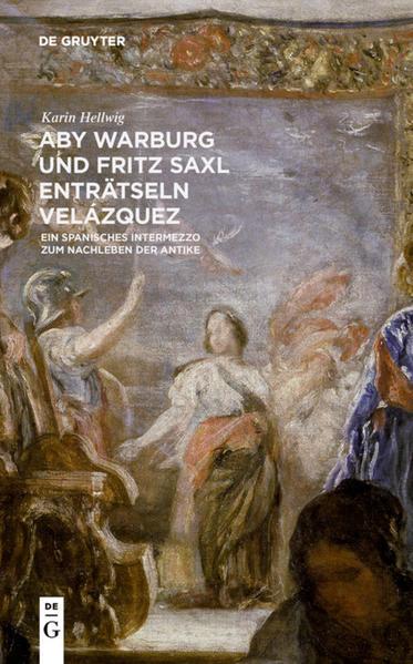 Aby Warburg und Fritz Saxl enträtseln Velázquez...
