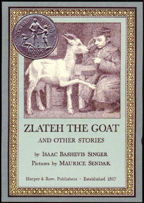 Zlateh the Goat and Other Stories als Buch