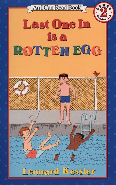 Last One in Is a Rotten Egg als Taschenbuch