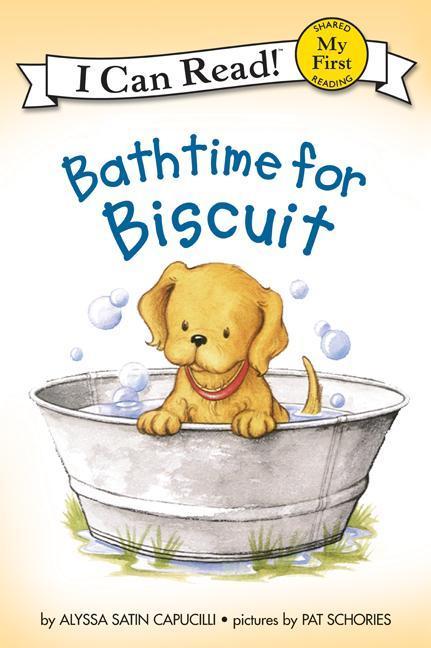 Bathtime for Biscuit als Taschenbuch