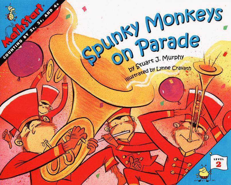 Spunky Monkeys on Parade als Taschenbuch
