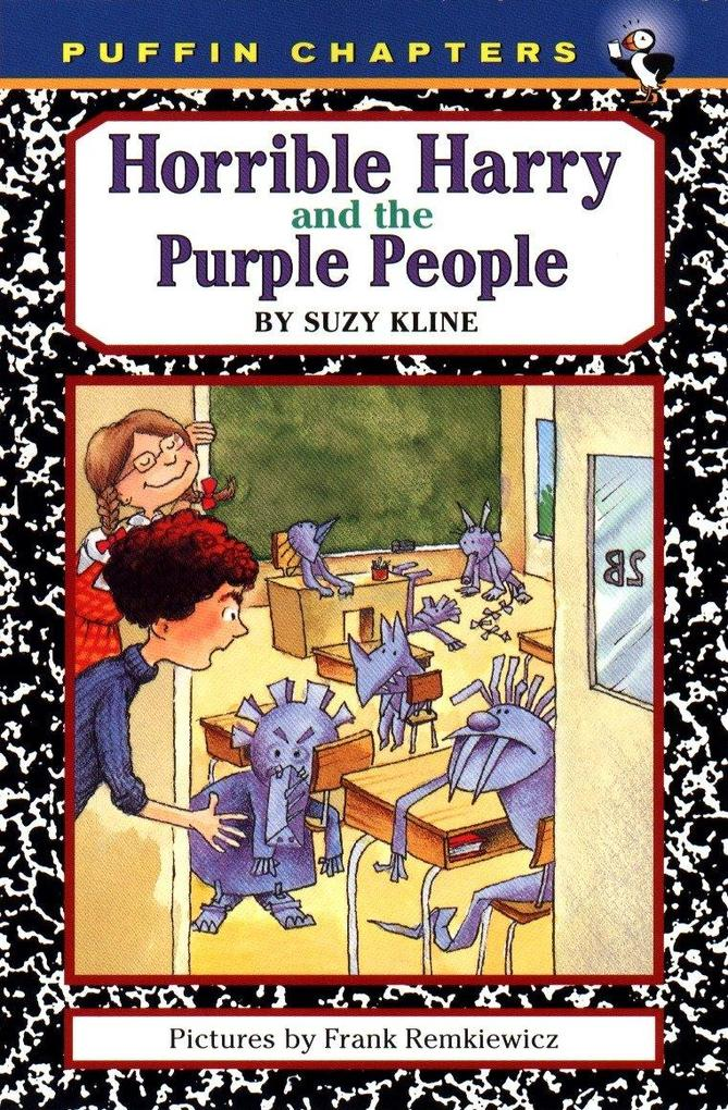 Horrible Harry and the Purple People als Taschenbuch
