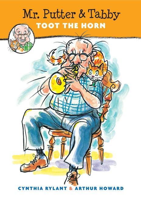Mr. Putter & Tabby Toot the Horn als Taschenbuch