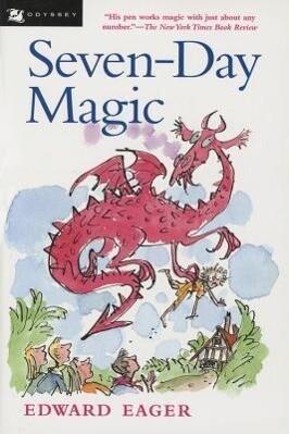 Seven-Day Magic als Taschenbuch