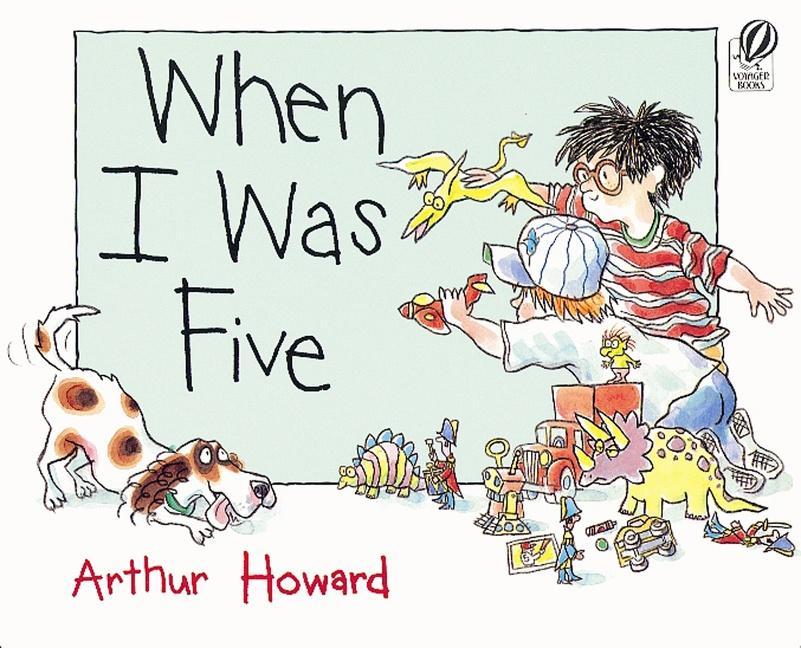 When I Was Five als Taschenbuch