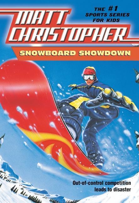 Snowboard Showdown als Taschenbuch