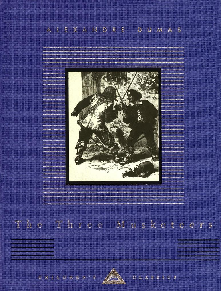 The Three Musketeers als Buch