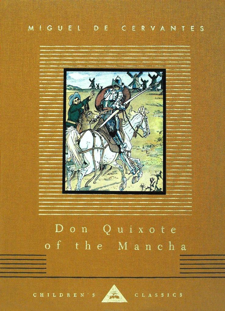 Don Quixote of the Mancha als Buch