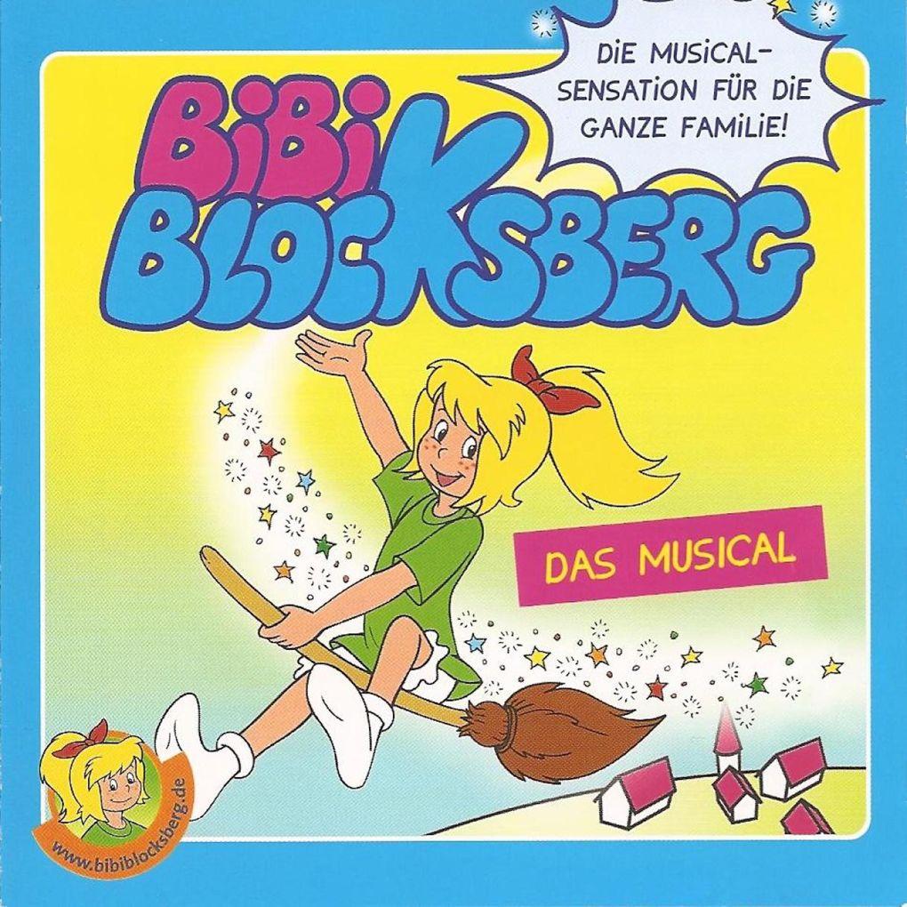 Bibi Blocksberg, Das Musical! als Hörbuch Downl...