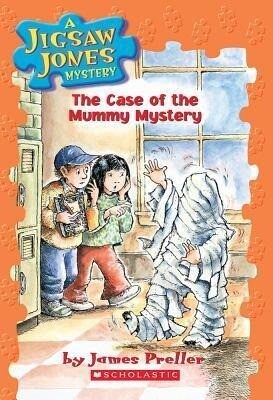 A Jigsaw Jones Mystery #6: The Case of the Mummy Mystery als Taschenbuch