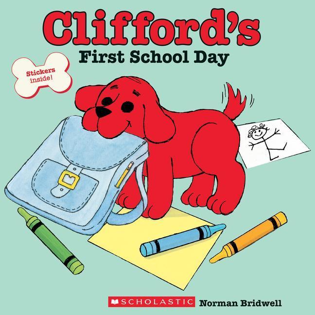 Clifford's First School Day als Taschenbuch