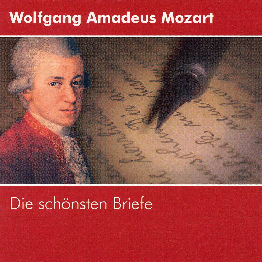 Briefe Von Mozart : Wolfgang amadeus mozart die schönsten briefe hörbuch