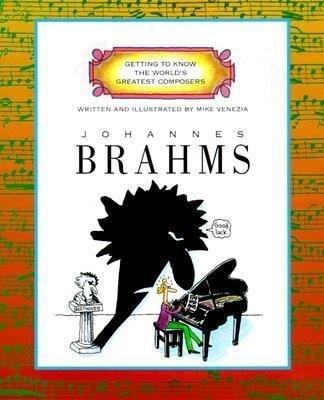 Johannes Brahms als Taschenbuch