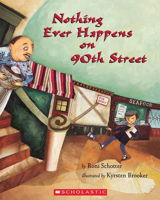 Nothing Ever Happens on 90th Street als Taschenbuch