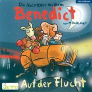 Die Abenteuer des Herrn Benedict - Auf der Flucht