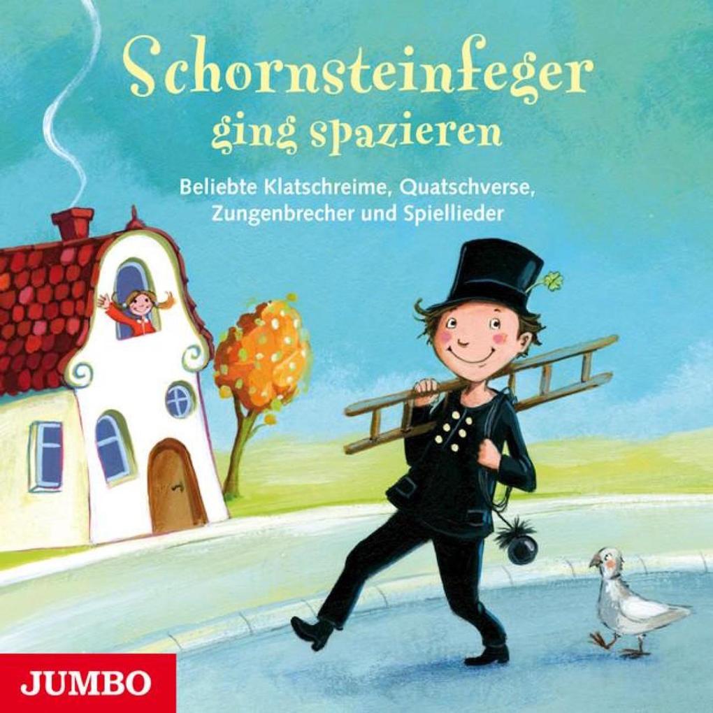 Schornsteinfeger ging spazieren als Hörbuch Dow...