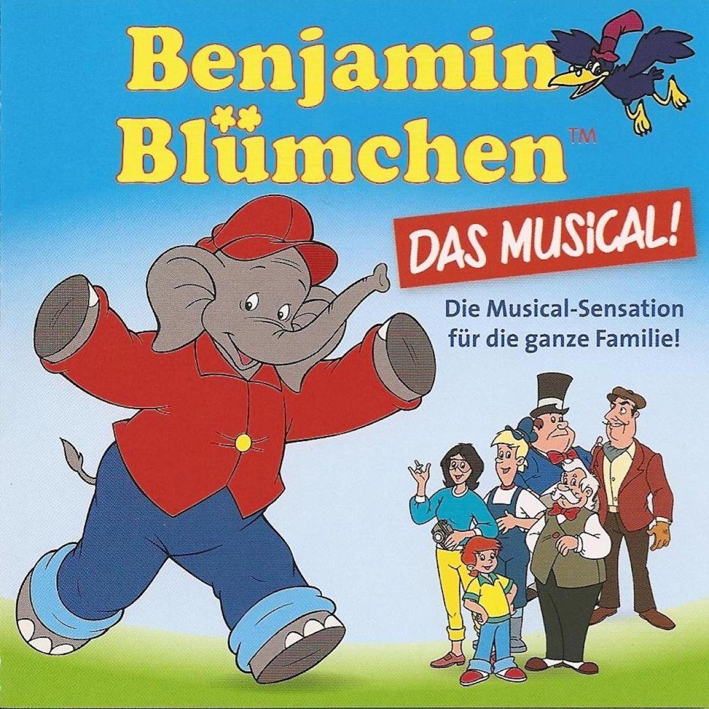 Benjamin Blümchen, Das Musical! als Hörbuch Dow...