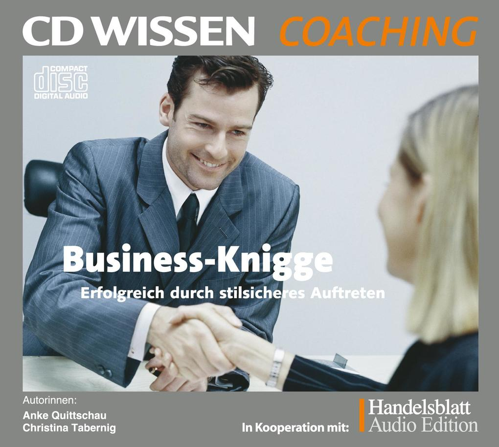 Business-Knigge als Hörbuch Download