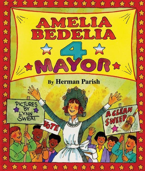 Amelia Bedelia 4 Mayor als Buch