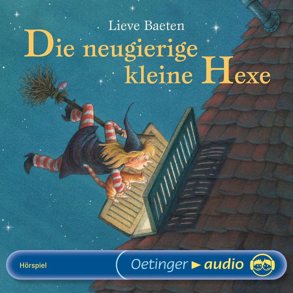 Die neugierige kleine Hexe als Hörbuch Download