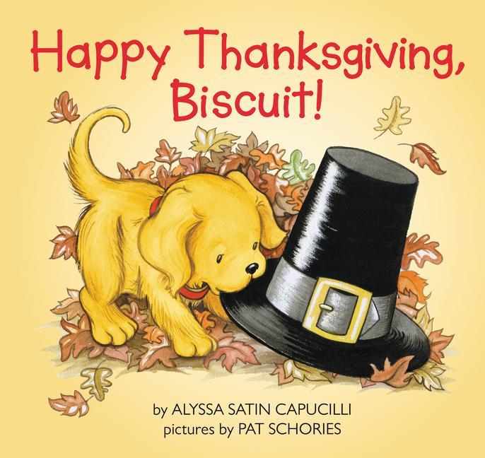 Happy Thanksgiving, Biscuit! als Taschenbuch