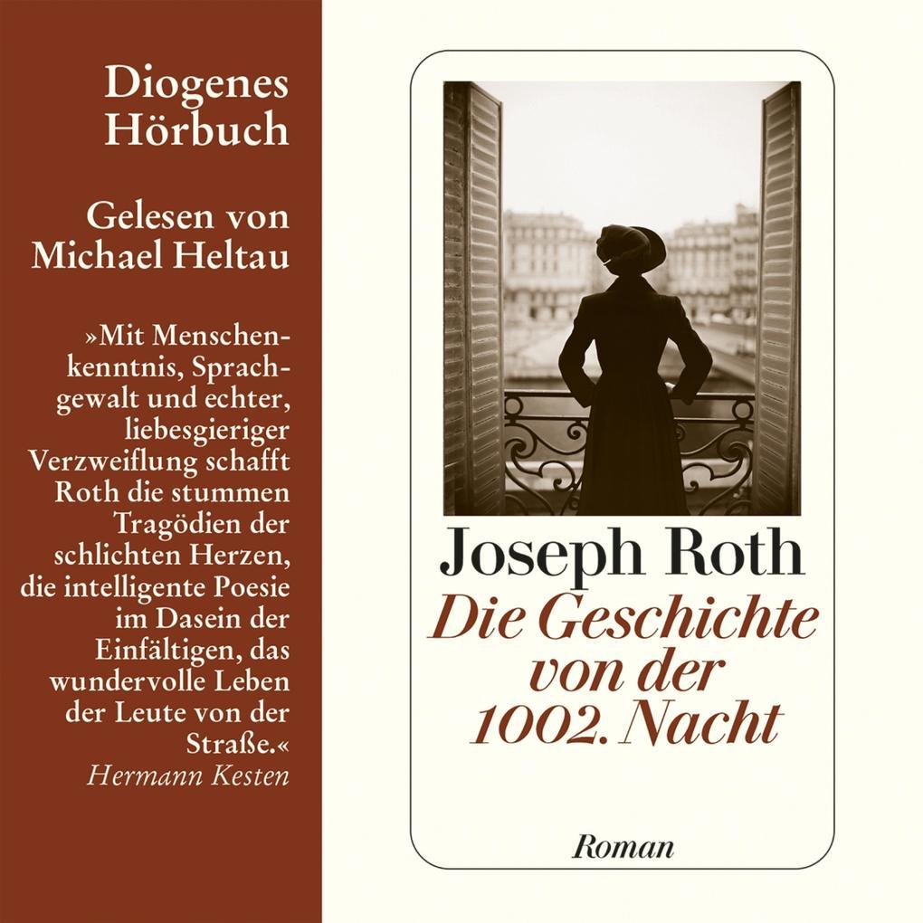 Die Geschichte von der 1002. Nacht als Hörbuch Download