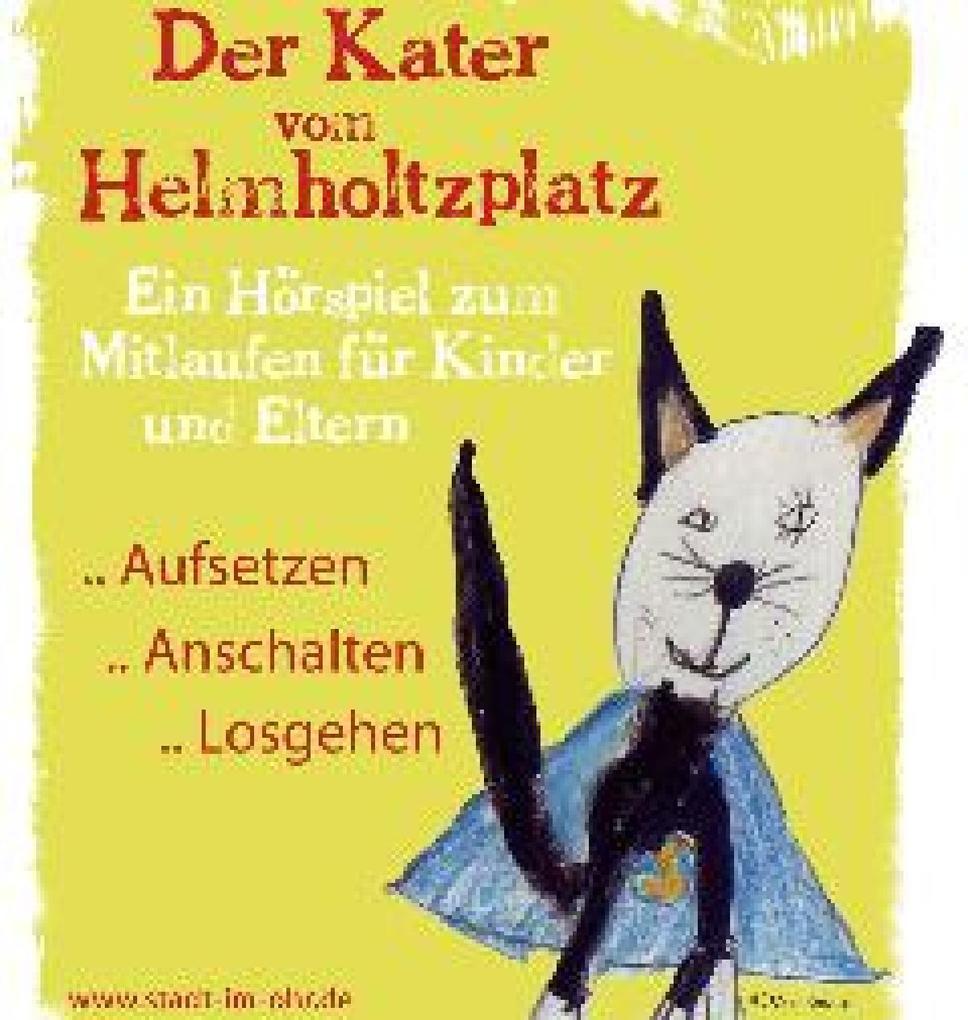 Der Kater vom Helmholtzplatz als Hörbuch Downlo...
