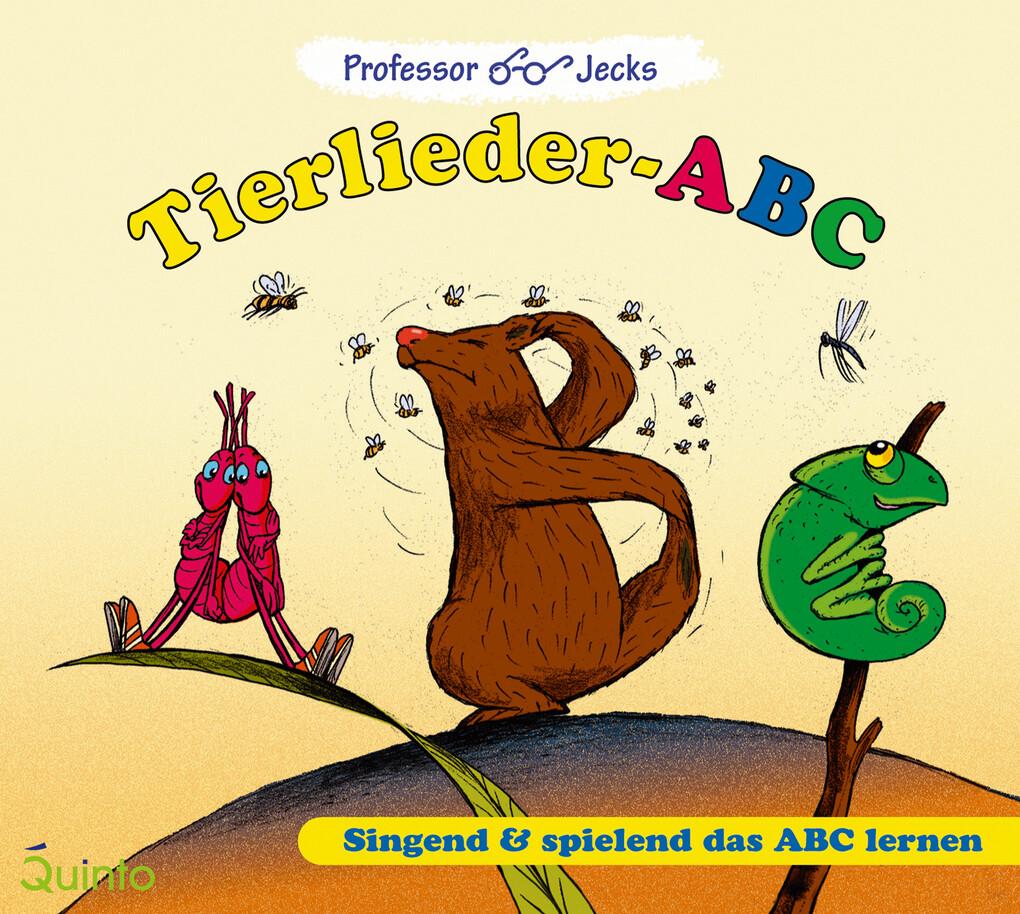 Tierlieder-ABC als Hörbuch Download